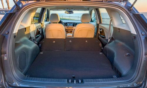 2018 Kia Niro Fuel Economy and Driving Range