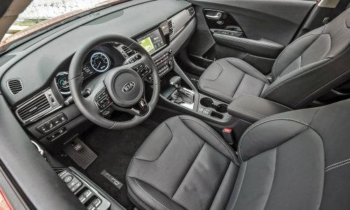 Kia Niro Mpg >> 2018 Kia Niro Fuel Economy And Driving Range
