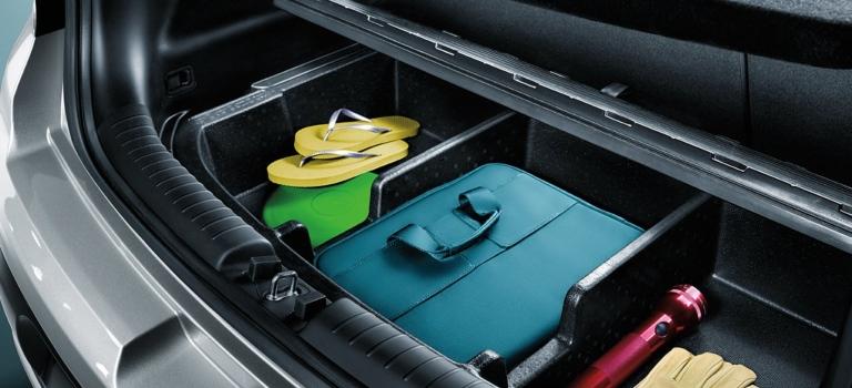 2018 Kia Soul Hidden Storage Compartment O Vandevere Kia