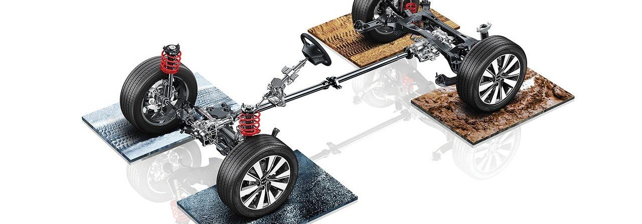 Does Kia make an AWD car?