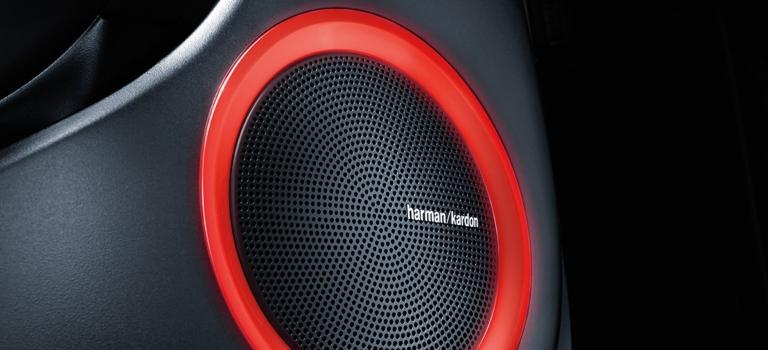 2019 Kia Soul Harmon Kardon sound system speaker