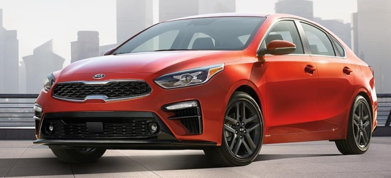 2019 Kia Forte launch edition side view