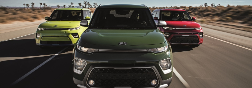 Exciting features of the 2020 Kia Soul