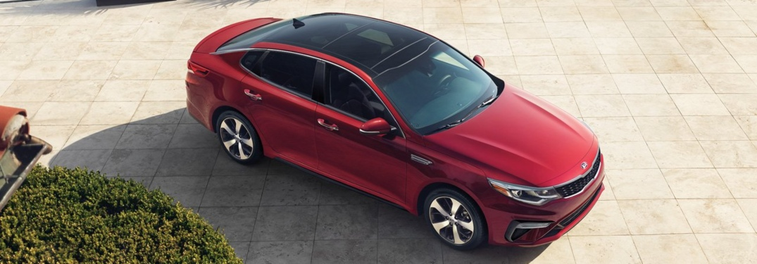 Kia Optima Apple CarPlay and Android Auto availability