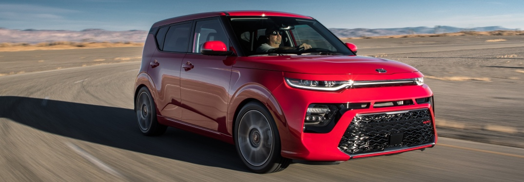 What is the fuel mileage for the 2020 Kia Soul?