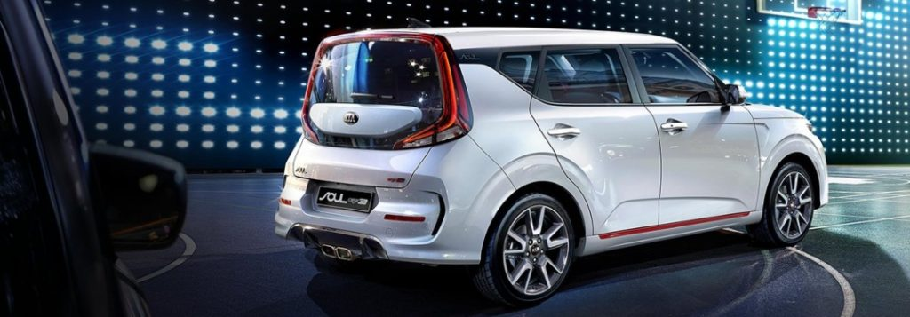 How Much Stuff Can You Fit Inside A 2020 Kia Soul