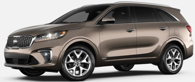 2020 kia sorento color options vandevere kia