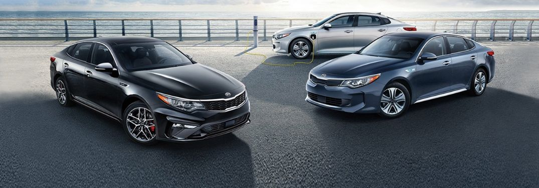 What is the Maximum Horsepower of the 2020 Kia Optima?