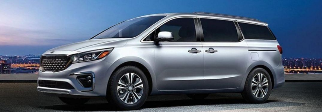 What Safety Features are the 2021 Kia Sedona?