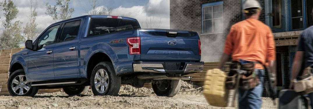 2018 ford f 150 engine options and specifications for Ford f150 motor options