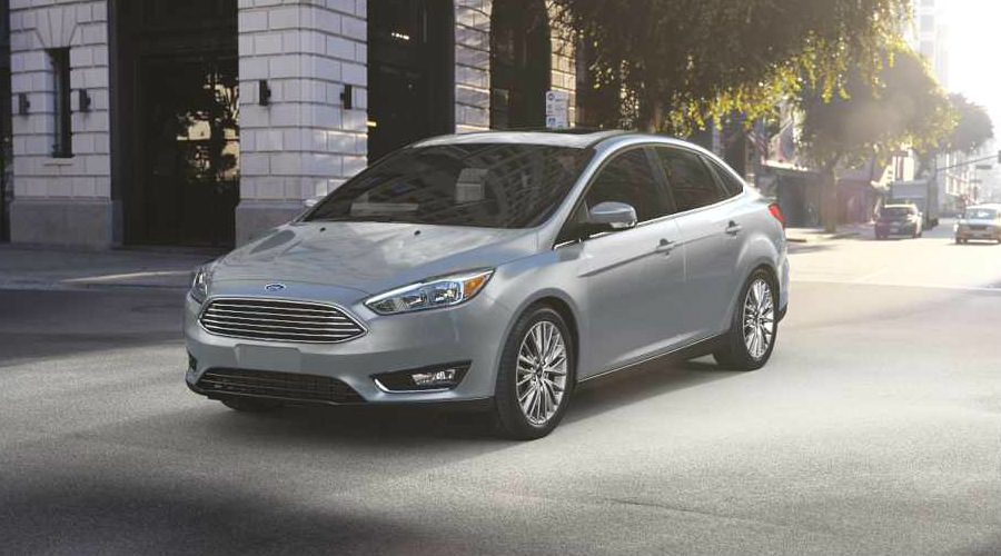 Color Options For The 2018 Ford Focus
