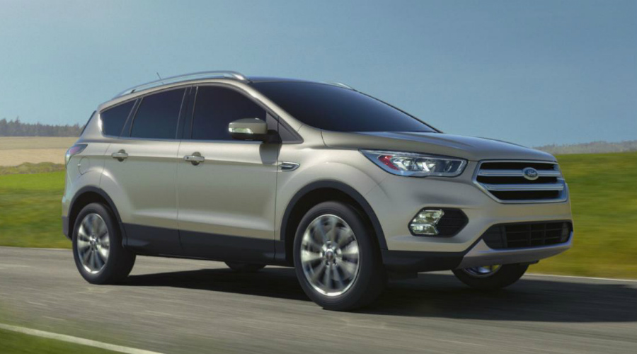 Color Options For The 2018 Ford Escape