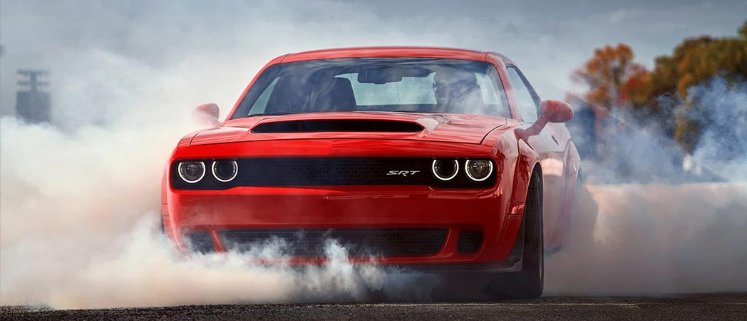 Dodge Challenger SRT Demon unleashed with many firsts - Stony Plain Chrysler
