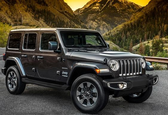 L A Reveal All New 2018 Jeep Wrangler Is Most Capable