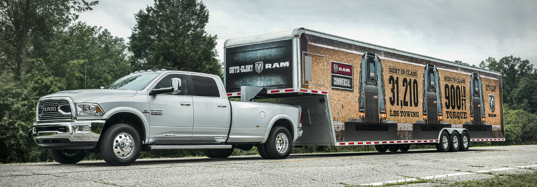 RAM Heavy Duty Lineup Delivers Workhorse Performance