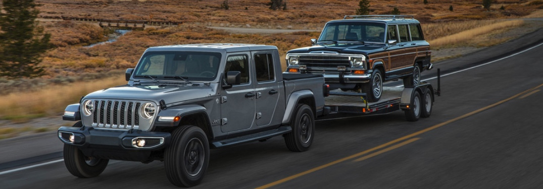 Is the Jeep Gladiator a capable truck?
