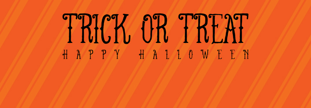 trick or treat happy halloween