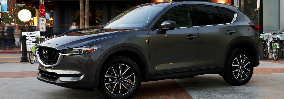 2017 Mazda CX-5 Full view