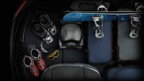 mazda cx  cargo  seating capacities