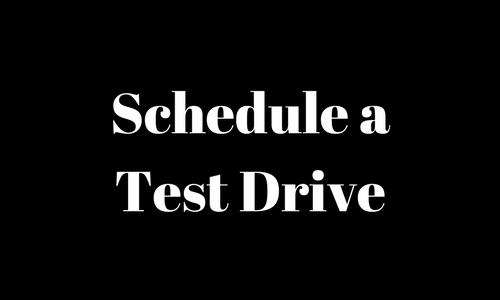 schedule a test drive banner