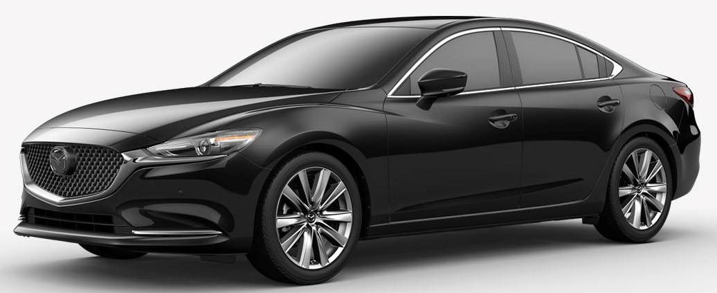 2018 Mazda6 Black Mica