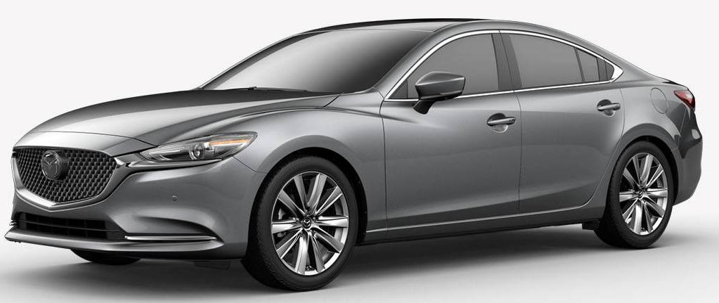 2018 Mazda6 Machine Gray Metallic