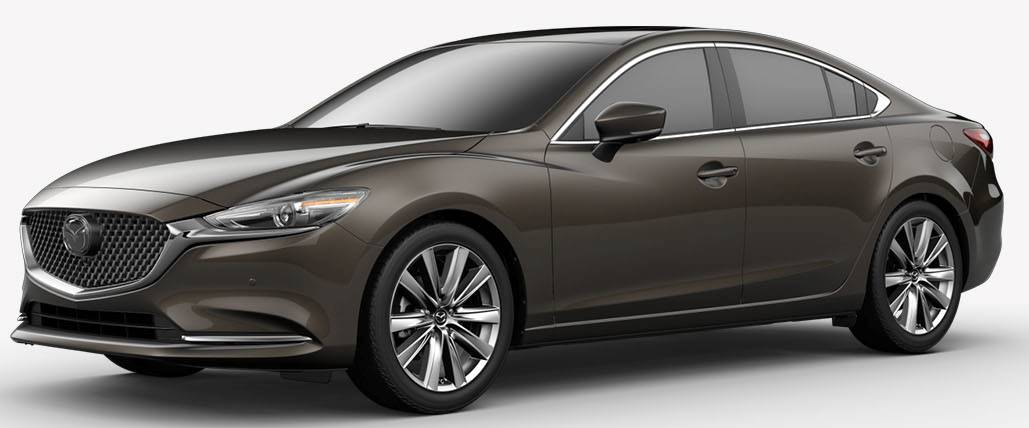 2018 Mazda6 Titanium Flash Mica