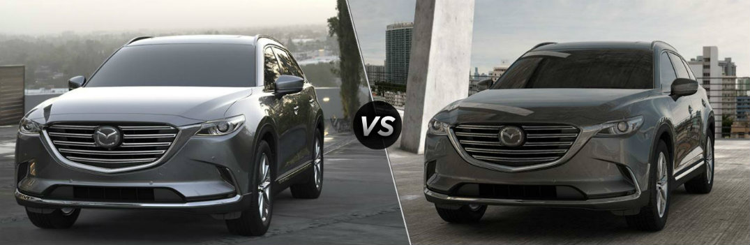 What are the Differences Between the 2019 and 2018 Mazda CX-9?