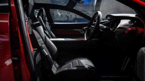 Mazda KAI CONCEPT interior front seating