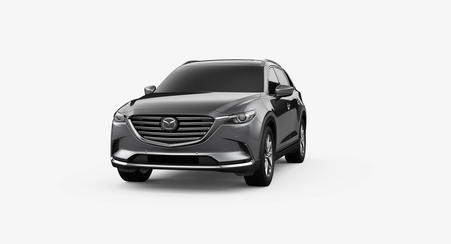2019 Mazda CX-9 Machine Gray Metallic