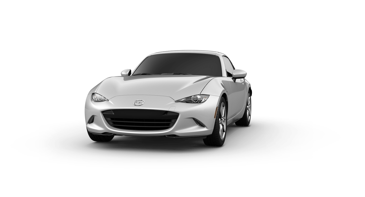 2019 Mazda MX-5 Miata RF Ceramic Metallic