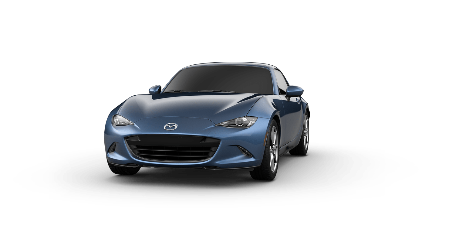 2019 Mazda MX-5 Miata RF Eternal Blue Mica