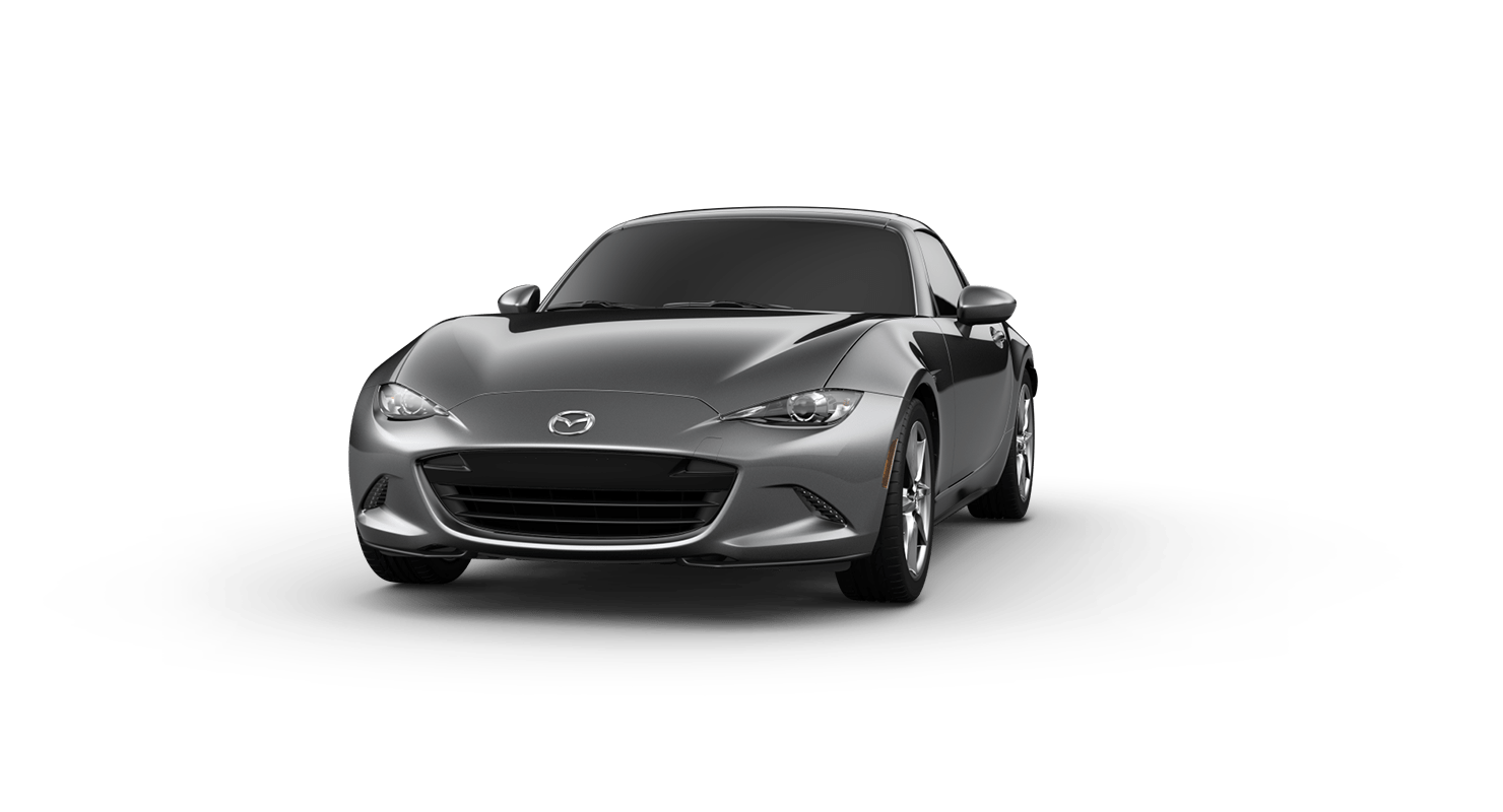 2019 Mazda MX-5 Miata RF Machine Gray Metallic