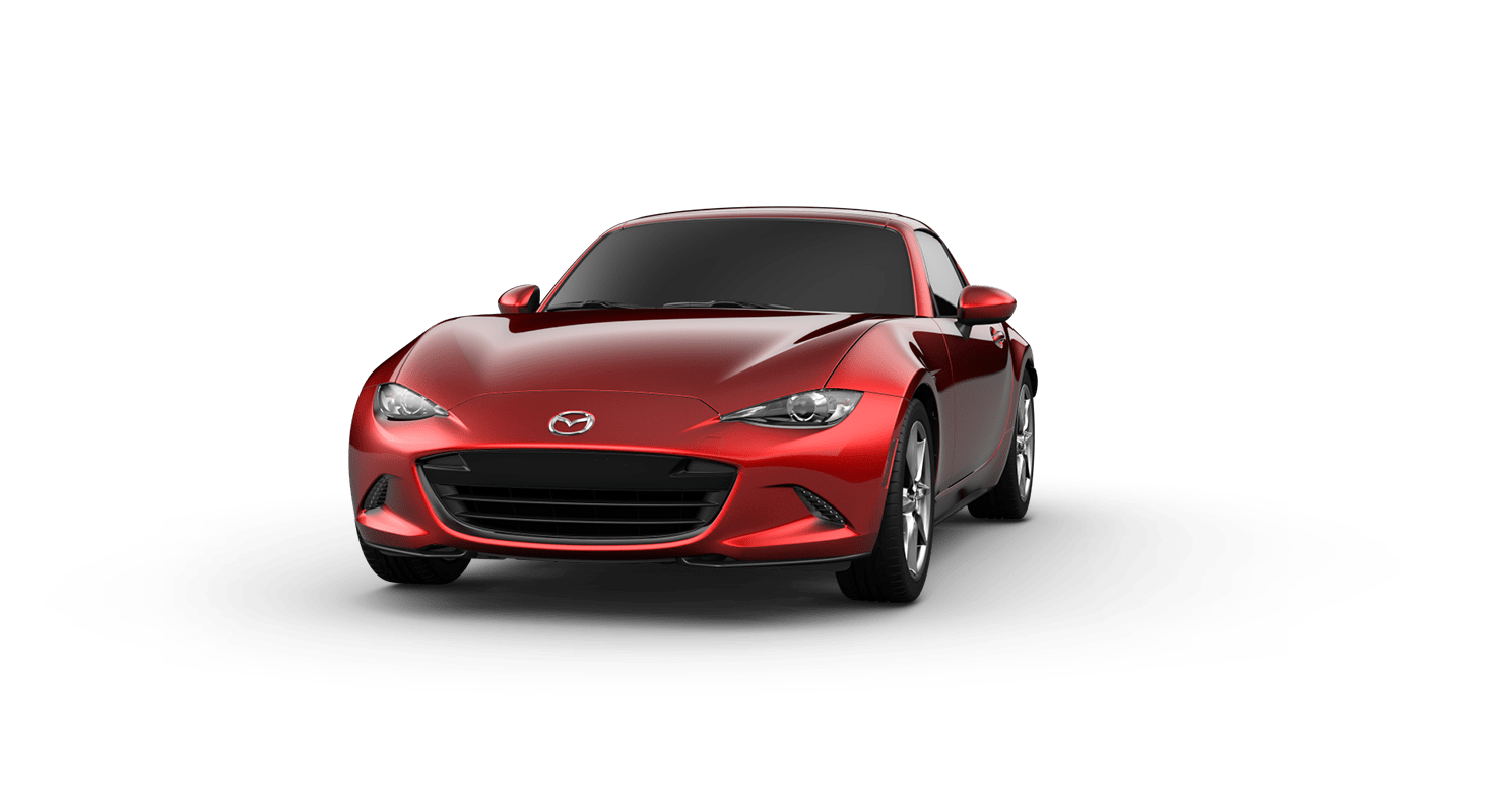 2019 Mazda MX-5 Miata RF Soul Red Crystal Metallic