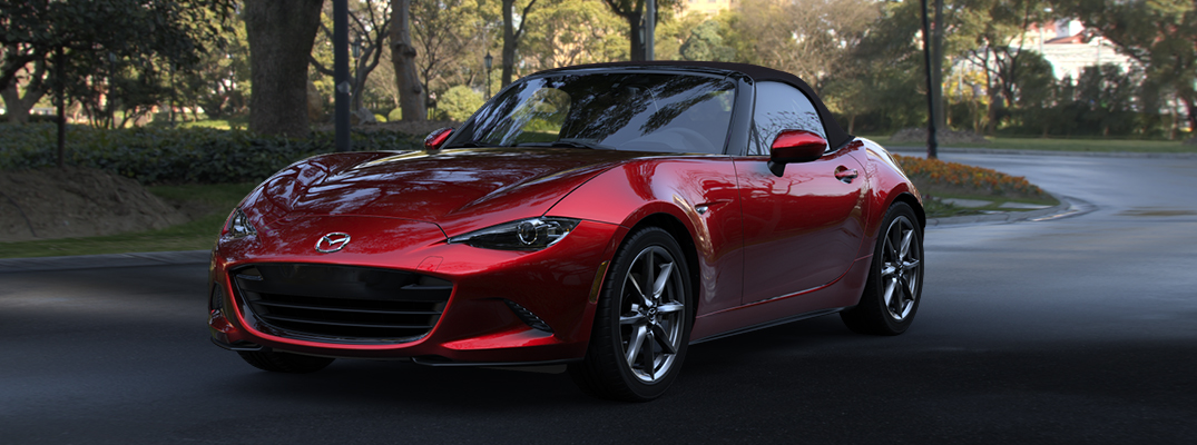 What are the Trim Levels of the 2019 Mazda MX-5 Miata?