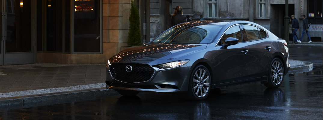 What Color Options are Available on the 2019 Mazda3?