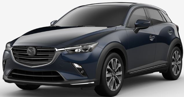 Mazda Cx 3 >> 2019 Mazda Cx 3 Deep Crystal Blue Mica Marketplace Mazda