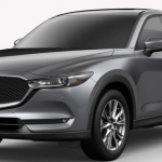 2019 Mazda CX-5 Machine Gray Metallic Premium