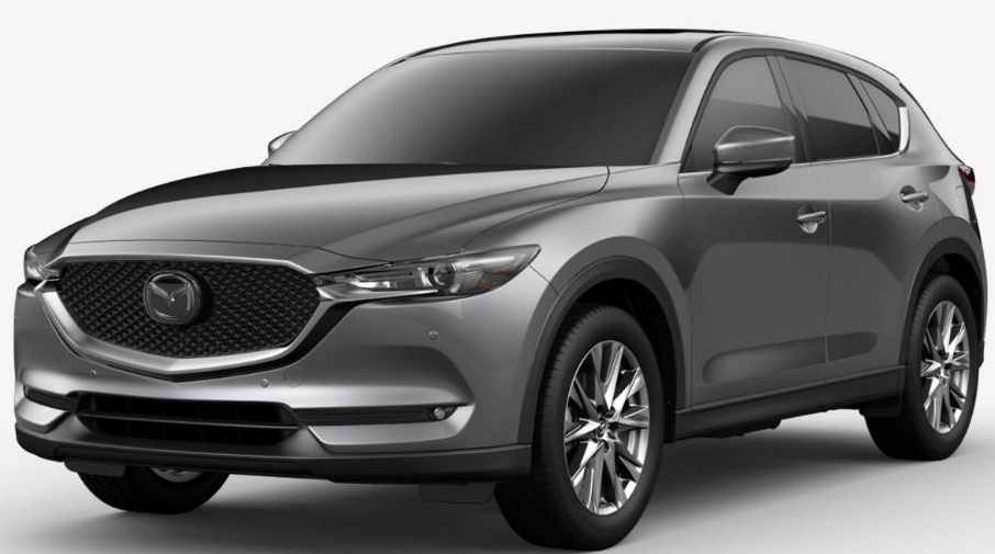 2019 Mazda CX-5 Machine Gray Metallic
