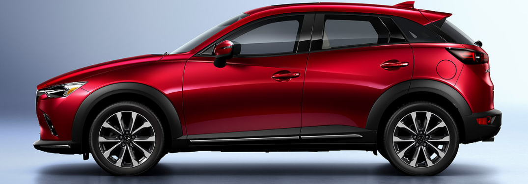 Trim Levels of the new 2019 Mazda CX-3
