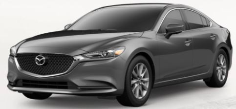2019 Mazda6 Machine Gray Metallic