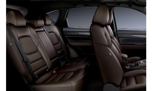 2019 Mazda CX-5 interior view