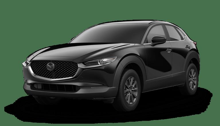 2020 Mazda CX-30 in Jet Black Mica