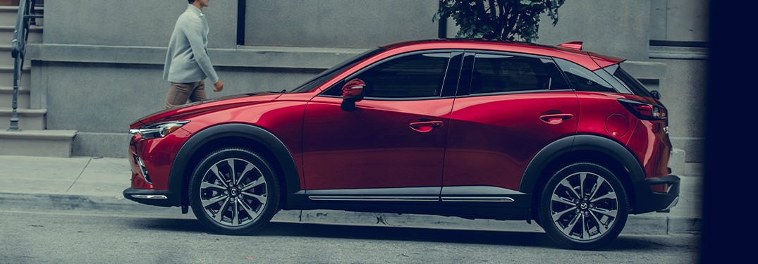 How Does the 2020 Mazda CX-3 Perform in The Winter?