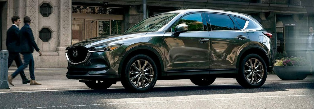 How is the Fuel Economy for a 2020 Mazda CX-5?