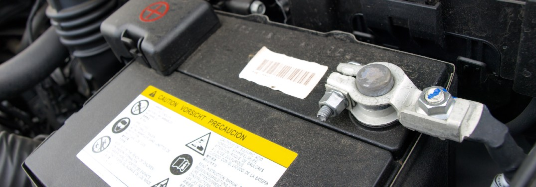 How to Maintain the Battery Inside Your Mazda