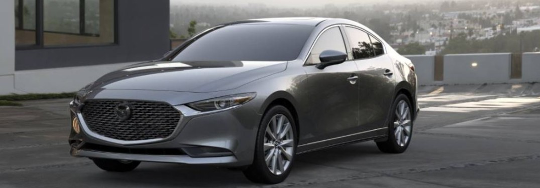 2021 Mazda3 Sedan Will Have Three Engine Options